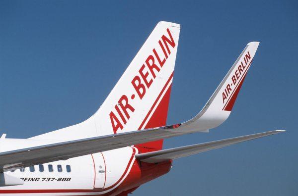 Авиакомпания Airberlin