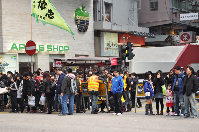 Магазин Apple в Гонконге