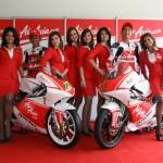 Стюардессы авиакомпании AirAsia