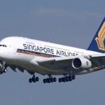Авиакомпания Singapore Air