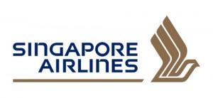 Логотип авиакомпании Singapore Air