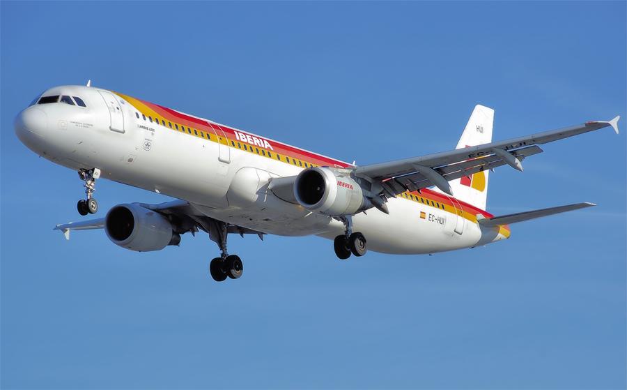 Самолёты авиакомпании Iberia