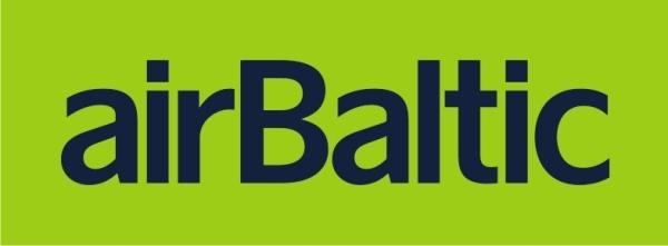 Логотип airBaltic