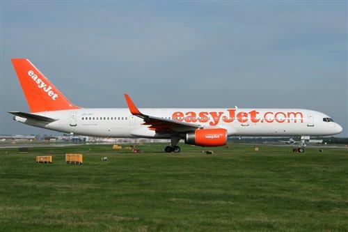 Авивкомпания Easy Jet