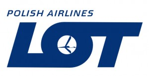 Логотип авиакомпании LOT