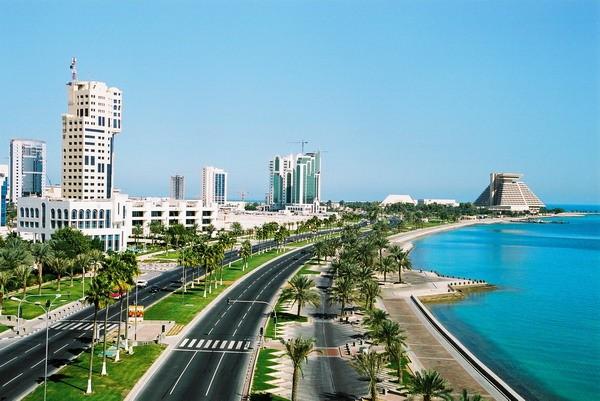 Катар - город Доха