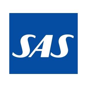 Логотип авиакомпании SAS