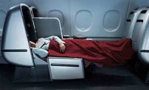 Qantas-A380-biznes-klass